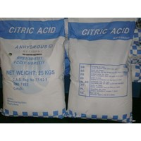 Jual Citric Acid