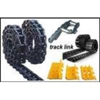 track link excavators