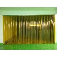 Jual PVC Curtain Kuning ( PVC )