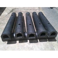 Rubber fender or pads