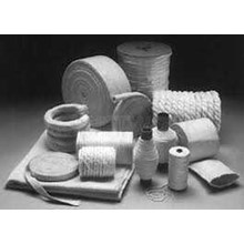 Asbestos fiber tape tape
