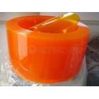 Plastik PVC Curtain Orange ( 085782614337 ) 1