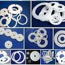Flange rings and gaskets