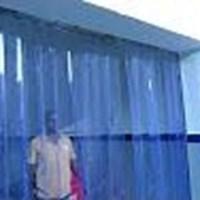 Jual Tirai Pvc Curtain Geser dan Sliding 2
