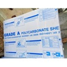 Polycarbonat Sheet Clear