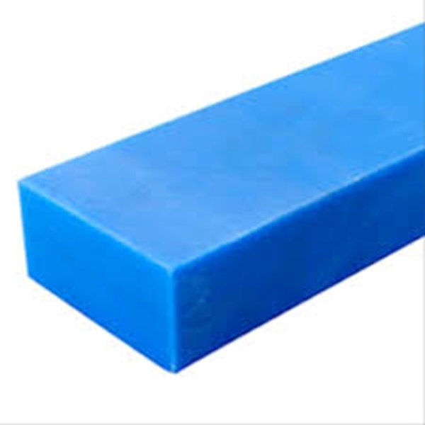 nylon biru sheet tebal 15 cm , 20x 50 cm