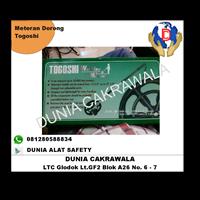Jual Meteran Jalan  - Meteran Dorong - Togoshi Measuring Wheel murah berkualitas HUB atau WA 081280588834