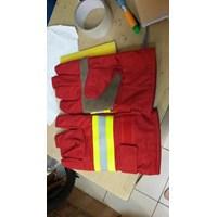 Sarung Tangan Pemadam Kebakaran Murah Berkualitas HUB atau WA 081280588834