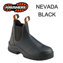 Safety Shoes Krusher Nevada Black Ori Murah Berkua