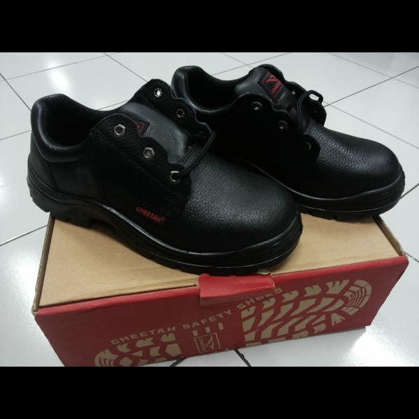 Sepatu Safety Shoes Cheetah 3002H Murah Berkualitas HUB atau WA 081280588834