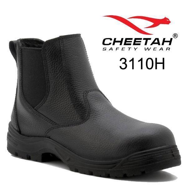 Sepatu Safety Shoes Cheetah 3110h Murah Berkualitas HUb atau WA 081280588834
