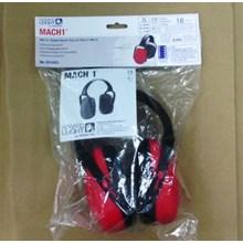Pelindung Telinga  Earmuff Horward Leight MACH 1 NRR 18 dB Murah Berkualitas HUB ataua WA 081280588834