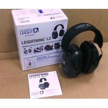 Pelindung Telinga  Earmuff Horward Leight LEIGHTNING L2 NRR 27 dB murah berkualitas HUB atau WA 081280588834
