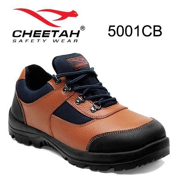 Sepatu Safety Shoes Cheetah 5001cb Murah Berkualitas HUB atau WA 081280588834
