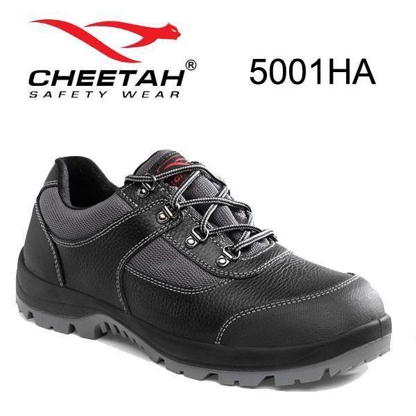Sepatu Safety Shoes Cheetah 5001ha Murah Berkualitas HUB atau WA 081280588834