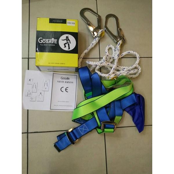 Full Body Harnes Double Hook Murah Berkualitas HUB atau WA 081280588834