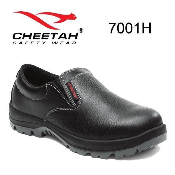 Sepatu Safety Shoes Cheetah 7001h Murah Berkualitas HUB atau WA 081280588834