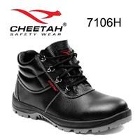 Sepatu Safety Shoes Cheetah 7106h Murah Berkualitas Hub atau WA 081280588834