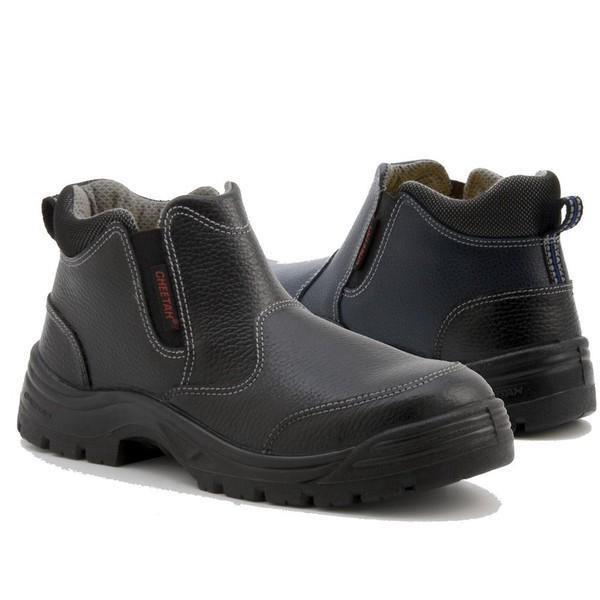 Sepatu Safety Cheetah 5103hh Murah Berkualitas HUB atau WA 081280588834