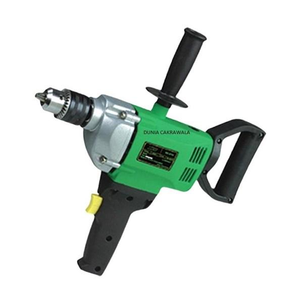TEKIRO Ryu Mesin Bor Tangan Heavy Duty 13 mm (RDR 13 R) Green murah berkualitas HUB atau WA 081280588834
