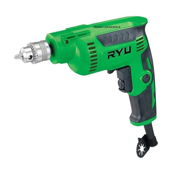 TEKIRO Ryu Mesin Bor Tangan 10 mm Variable Speed Mark II HEAVY DUTY SE murah berkualitas HUB atau WA 081280588834