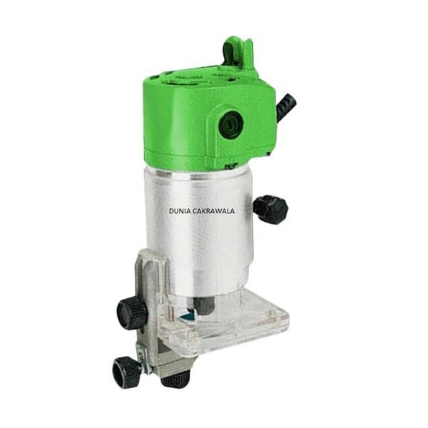 Tekiro Mesin Profil Kayu Mini 6 mm METAL BODY [RTR 6-1] - Green murah berkualitas HUB atau WA 081280588834