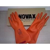 Sarung Tangan Safety Anti Listrik 1000 sampai 5000 KV NOVAK murah berkualitas HUB atau WA 081280588834