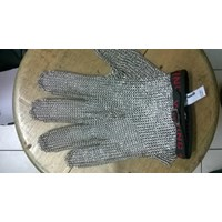 Sarung Tangan Anti Cuting  Metal Chainex ALL Size muah berkualitas HUB atau WA 081280588834