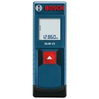 Jual Meteran Laser Bosch GLM 15 murah berkualitas HUB atau WA 081280588834