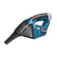Cordless Vacuum Cleaner Bosch Gas 10 8 V-Li 1