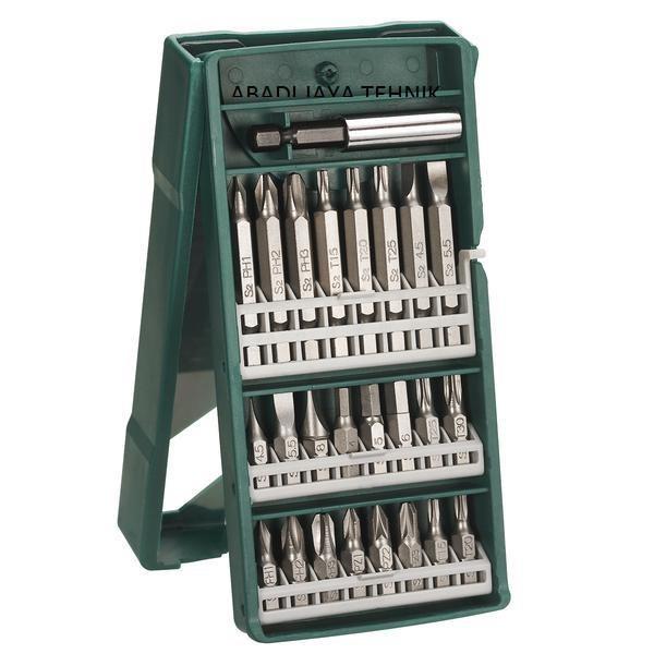 25 Pcs  Piece Mata Obeng Set Bosch X-Line murah berkualitas HUB atau WA 081280588834