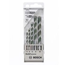 Piece Set Mata Bor Bosch Multipurpose 5 Pcs