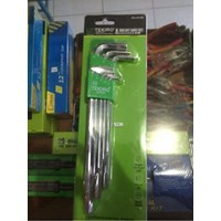 Jual Kunci L Set Tekiro 3 Pcs murah berkualitas HUB atau WA 081280588834