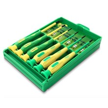 Obeng Set Presisi 6 Pcs Merk Tekiro murah berkualitas HUB atau WA 081280588834