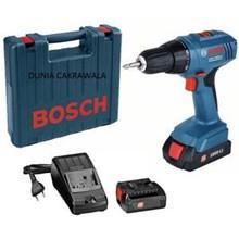 Cordless Drill Atau Bor Baterai Bosch Gsr 1800 Li