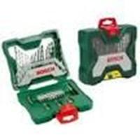 Jual Piece Set Mata Bor + Mata Obeng Bosch X-Line Harga Murah 33 Pcs