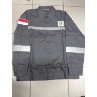 Working Clothes Safety Boss Ash Grey