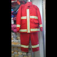 Baju dan Celana Pemadam Trimex murah hub atau WA 081280588834