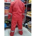 Setelan Baju Dan Celana Safety Proyek / Pakaian Safety Murah Berkualitas HUB atau WA 081280588834 2