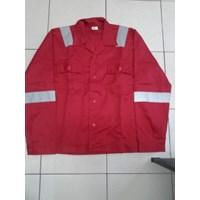 Baju Kerja Atasan Proyek  / Pakaian Safety Murah Berkualitas HUB atau WA 081280588834