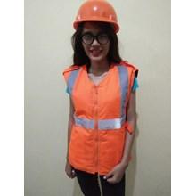 Helm Usa ORI + Rompi Busa Orange Murah Berkualitas HUB atau WA 081280588834