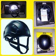 Petzl Vertex Vent Helmet Black / Helm Safety murah
