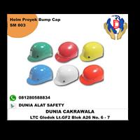 Helm Proyek Bump Cap SM 803 murah Berkualitas HUB atau WA 081280588834