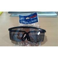 Jual Kacamata Safety Hitam Buat Las Murah Meriah HUB atau WA 081280588834