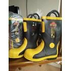Sepatu Safety Boot Pemadam Fire Ranger Boot Harvik Murah Berkualitas HUb atau WA 081280588834 1