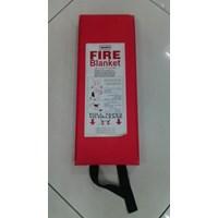 Jual Kain Pelindung Api Dusafe 1.8 X 1.8 Meter Fire Blanket