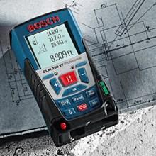 Meteran Laser Bosch GLM 250 VF murah berkualitas HUB atau WA 081280588834