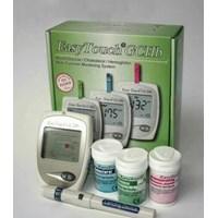 Jual Alat Cek Gula Darah - Easytouch Gchb Gula Darah Kolesterol Hemoglobin murah berkualitas HUB atau WA 081280588834