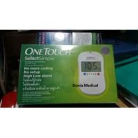 Jual Alat Cek Gula Darah One Touch Digital murah berkualitas HUB atau WA 081280588834
