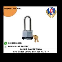 Gembok Master Lock 3LH Murah Berkualitas HUB atau